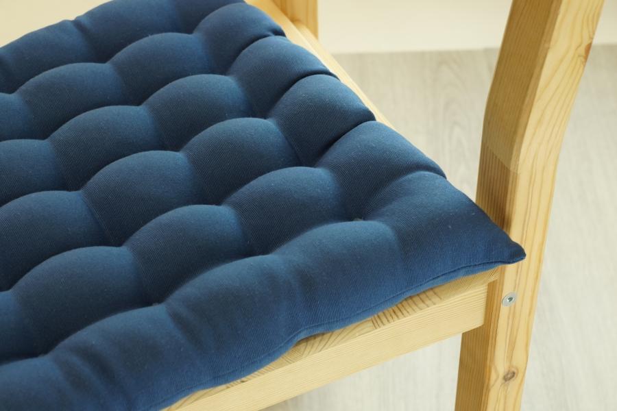 stuhlkissen grau oder farbig aussuchen. Black Bedroom Furniture Sets. Home Design Ideas